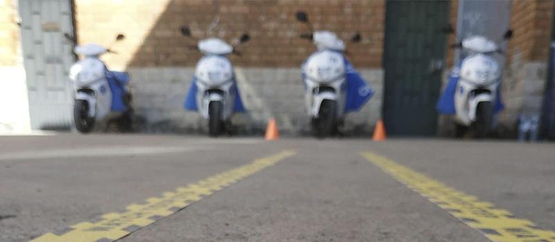 hoy-voy y Cityscoot unidos por la seguridad vial