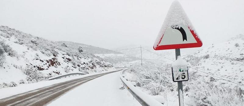 Recomendaciones para conducir de forma segura con nieve